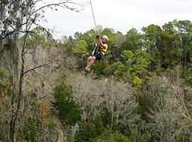 Florida Zipline Adventures | Orlando Zipline u0026 Canopy Tours & Florida Zip Line Adventures | Orlando Zipline u0026 Canopy Tours